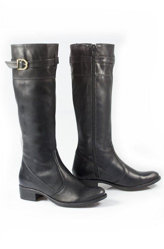 Bota Vegano Shoes Azaléia Preta