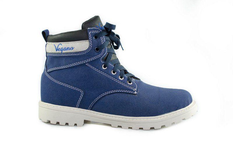 Bota Vegano Shoes Azul