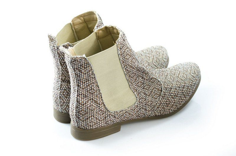 Bota Vegano Shoes Chelsea Clívia Juta
