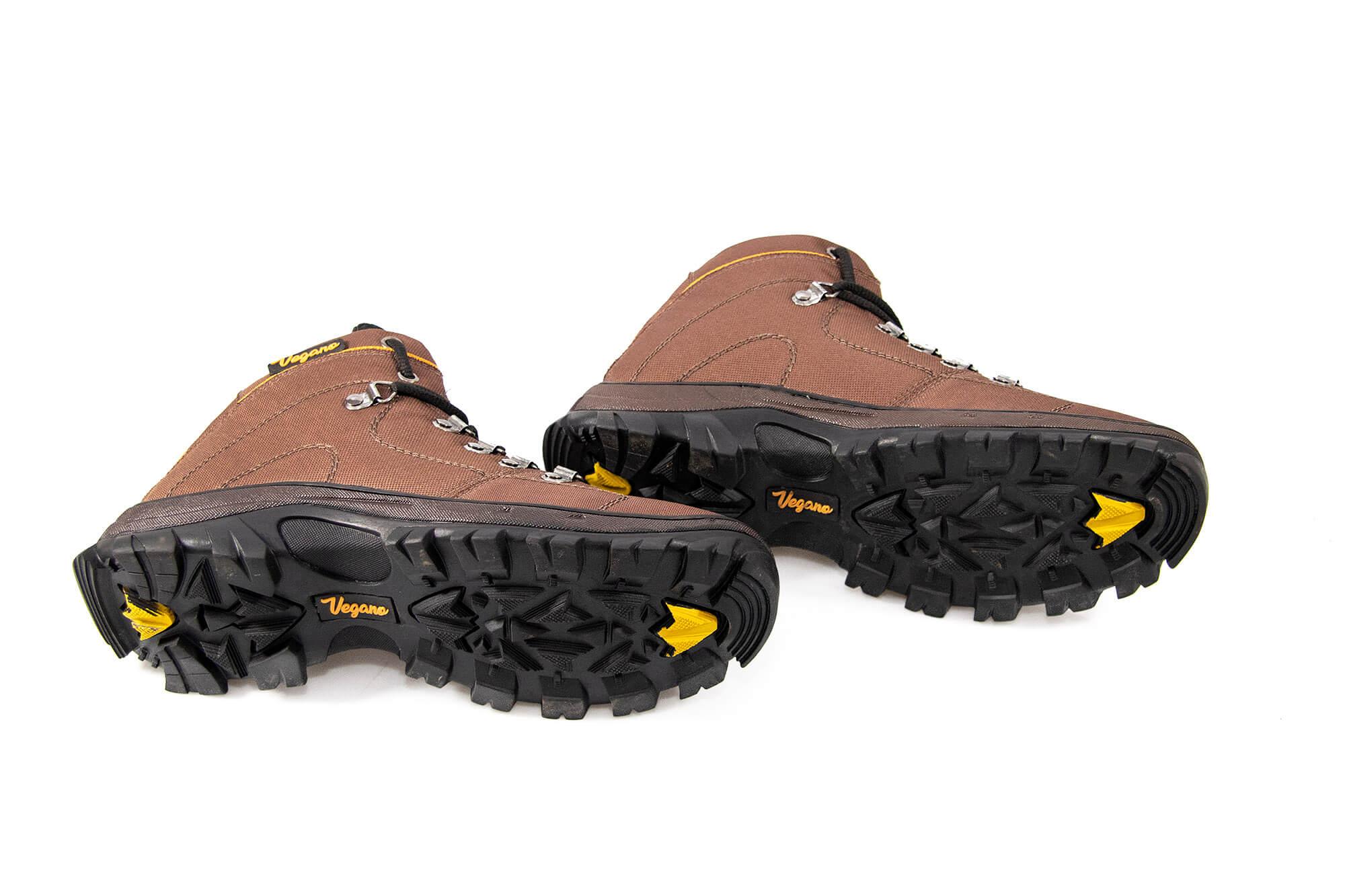 Bota Vegano Shoes Cross Amazônia Café