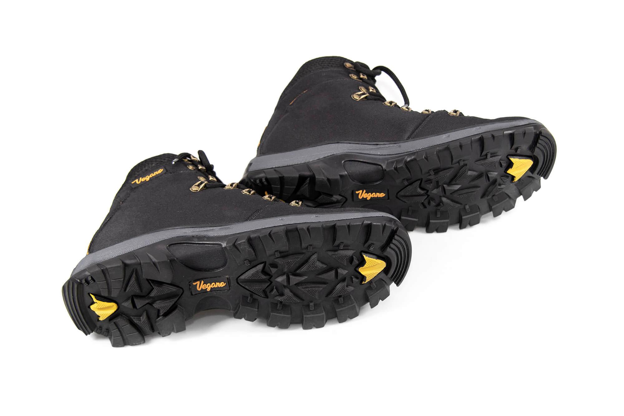 Bota Vegano Shoes Cross Tanguá Preta