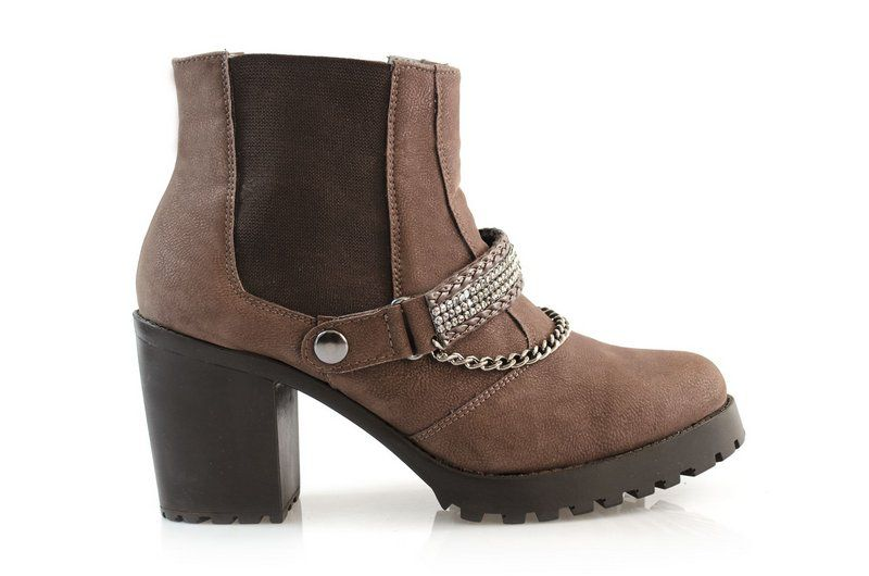 Bota Vegano Shoes Epíscia Brown