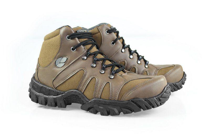 Bota Vegano Shoes Jatobá Aconcágua Caramelo