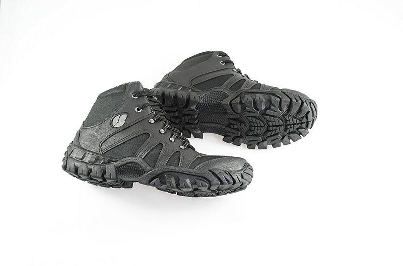 Bota Vegano Shoes Jatobá Aconcágua Preta