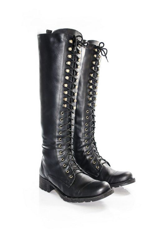 Bota Vegano Shoes Monastery Black
