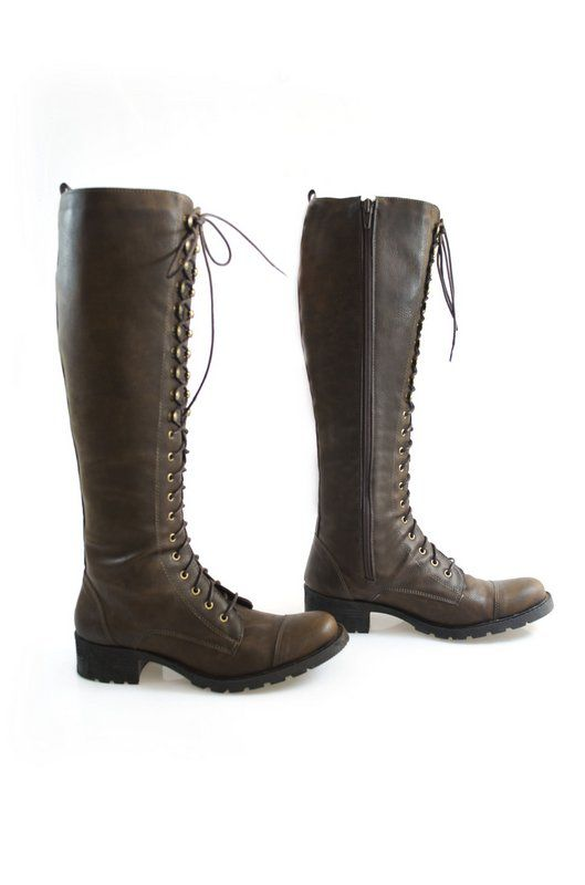 Bota Vegano Shoes Monastery Brown