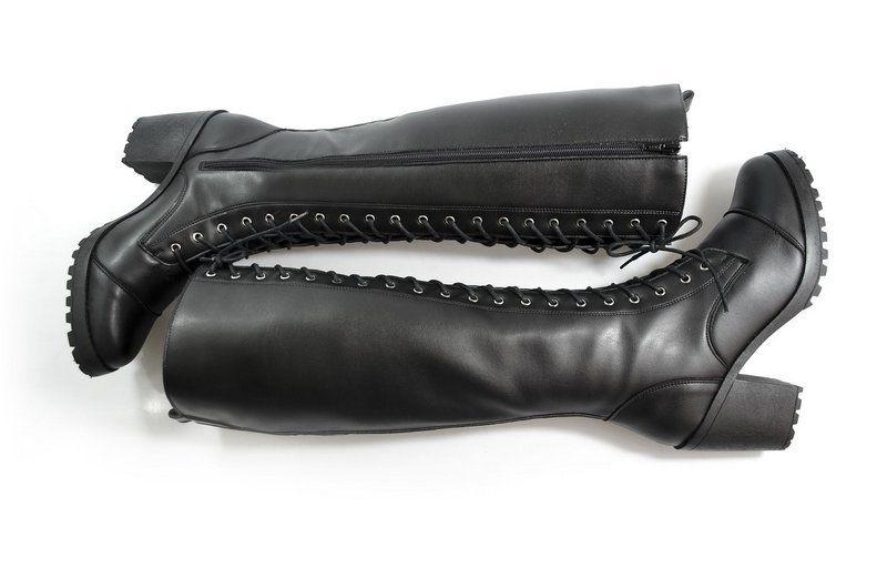 Bota Vegano Shoes Mutabilis Black