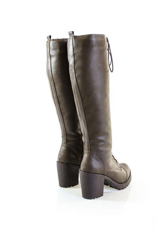 Bota Vegano Shoes Mutabilis Brown