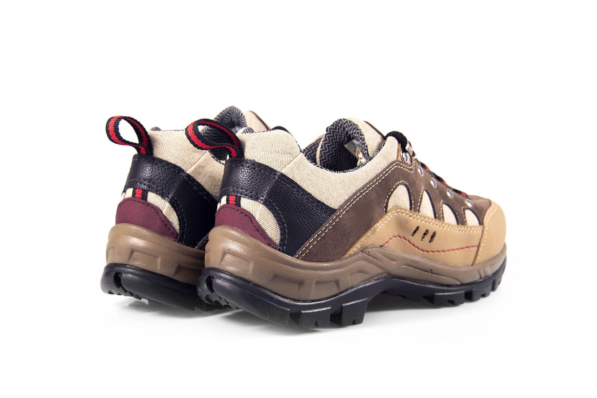 Bota Vegano Shoes Namíbia Areia