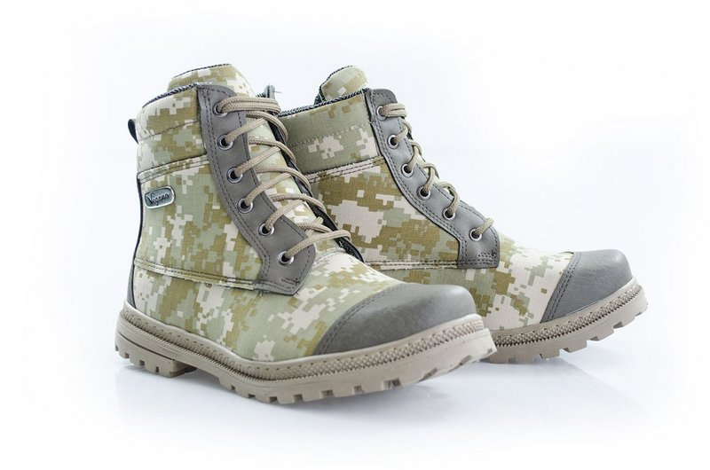 Bota Vegano Shoes Naturale Camuflada