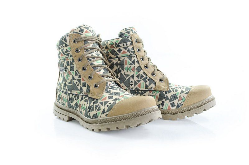Bota Vegano Shoes Naturale Maia