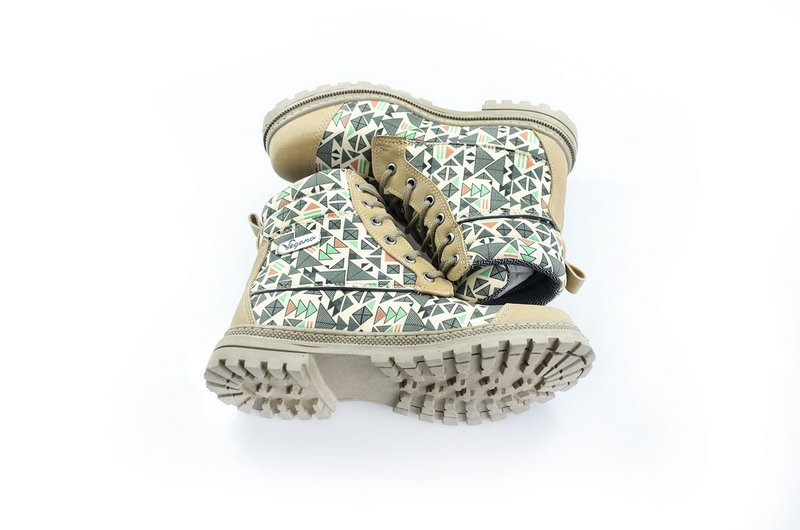 Bota Vegano Shoes Naturale Maia