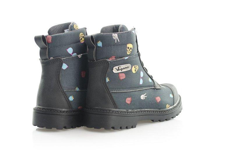 Bota Vegano Shoes Naturale Pop-art