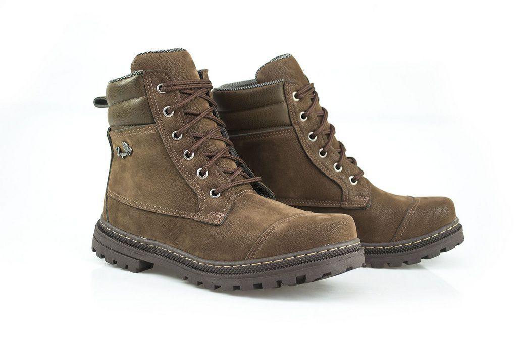 Bota Vegano Shoes Naturale Premium Brown