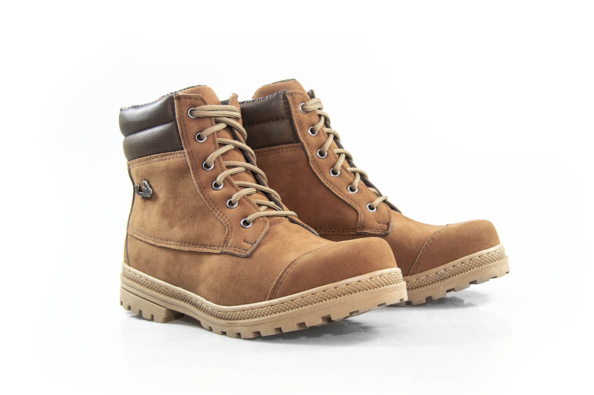 Bota Vegano Shoes Naturale Soft Bronze