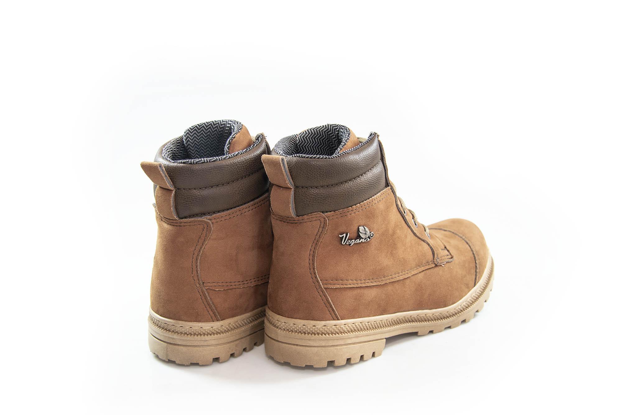 Bota Vegano Shoes Naturale Soft Bronze
