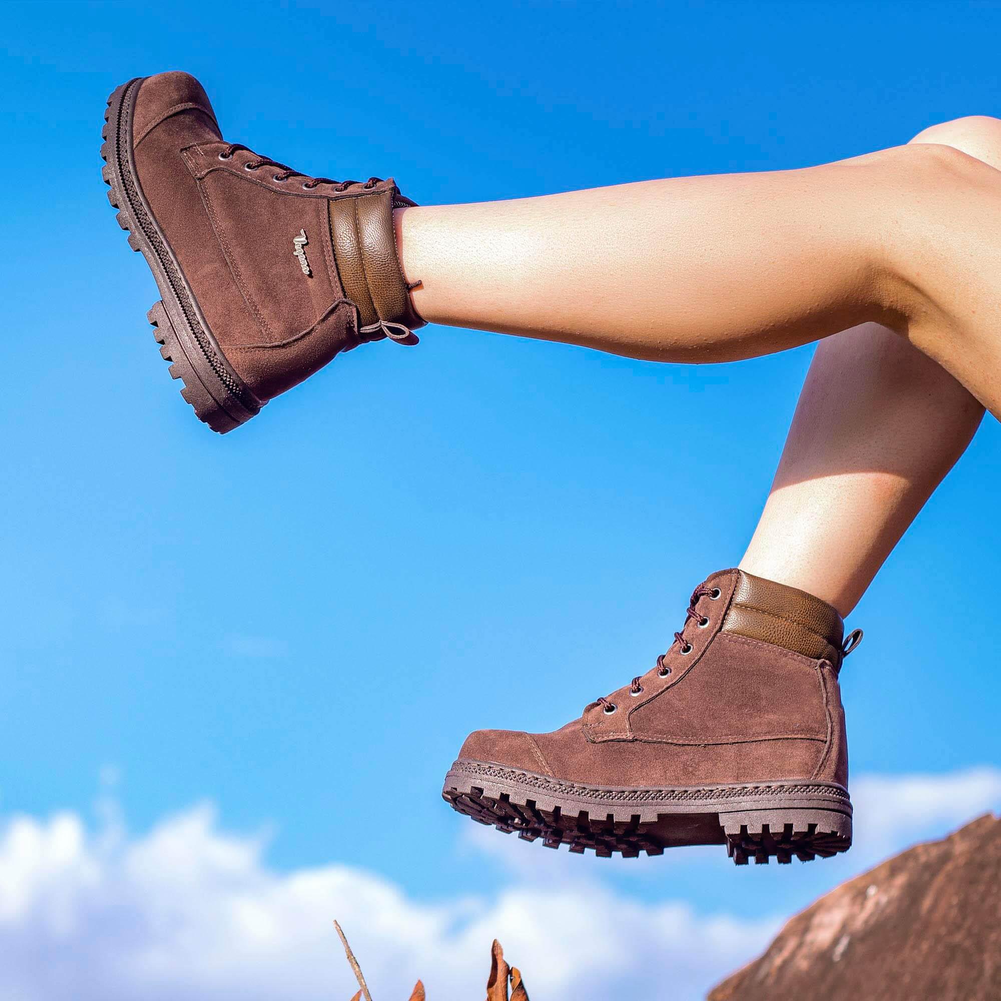 Bota Vegano Shoes Naturale Soft Chocolate