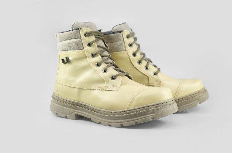 Bota Vegano Shoes Naturale Vegetal Amarela
