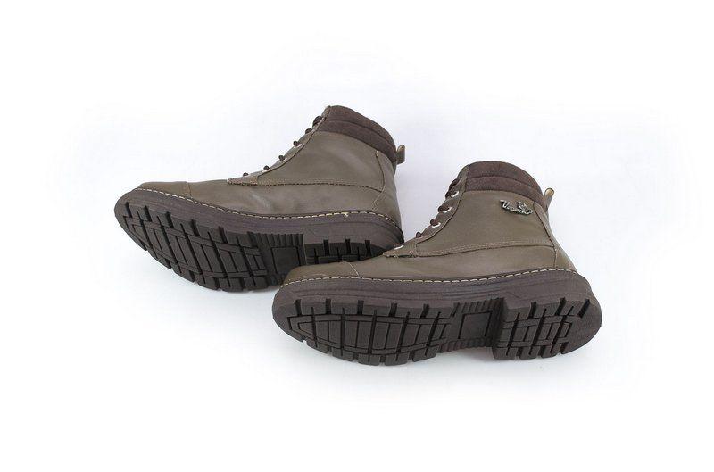 Bota Vegano Shoes Naturale Vegetal café