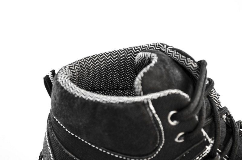 Bota Vegano Shoes Plateossauro Eco-Premium Preto