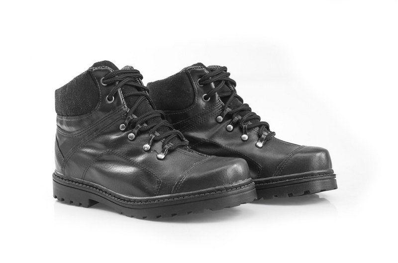 Bota Vegano Shoes Plateossauro Vegetal Preta