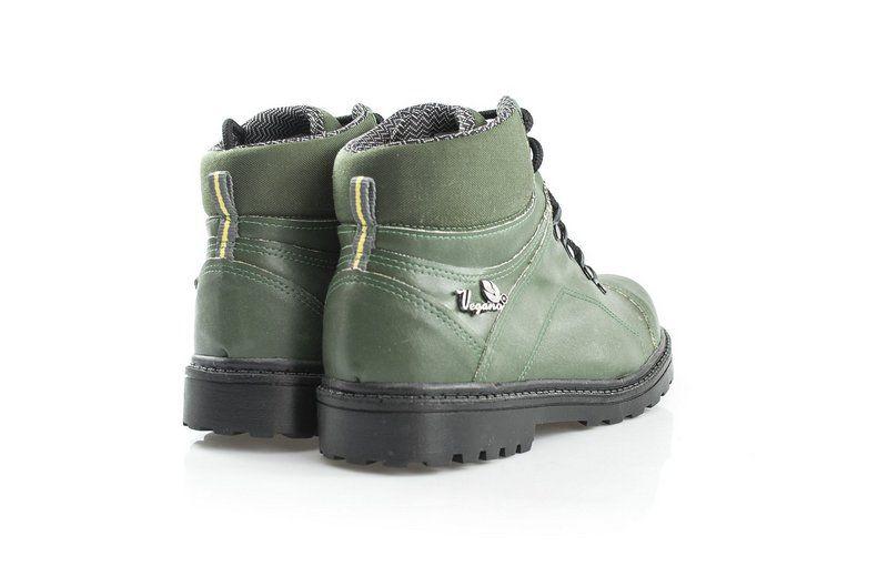 Bota Vegano Shoes Plateossauro Vegetal Verde
