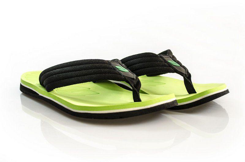 Chinelo Cóleus verde