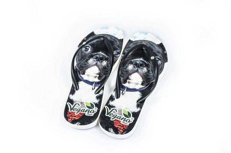 Chinelo Vegano Shoes Nature Dog