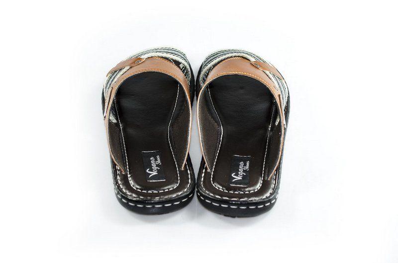 Chinelo Vegano Shoes Sedum Whisky