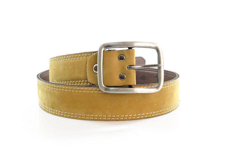 Cinto Vegano Shoes Angico Mostarda 28