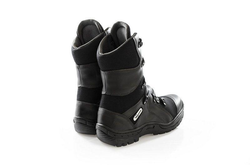 Coturno Vegano Shoes Gunera preto