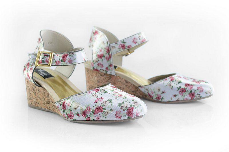 Espadrille Vegano Shoes Bonina Floral