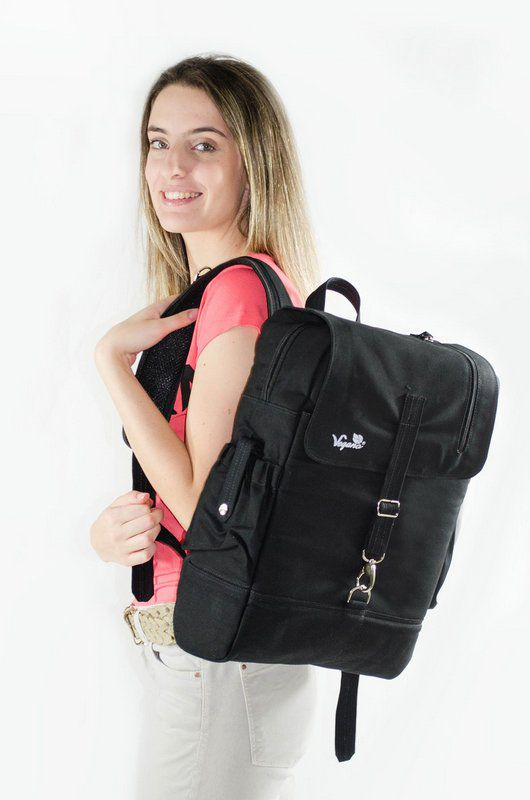 Mochila Urban backpack Preta