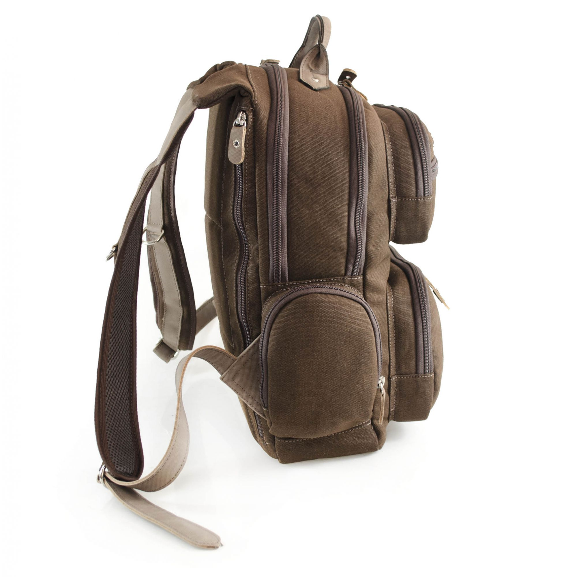 Mochila Vegano Shoes Eco Cravina Bistre
