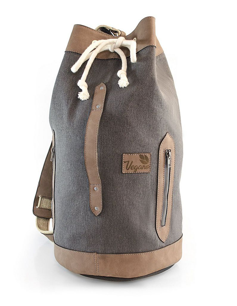 Mochila Vegano Shoes Ecobag Sunflower