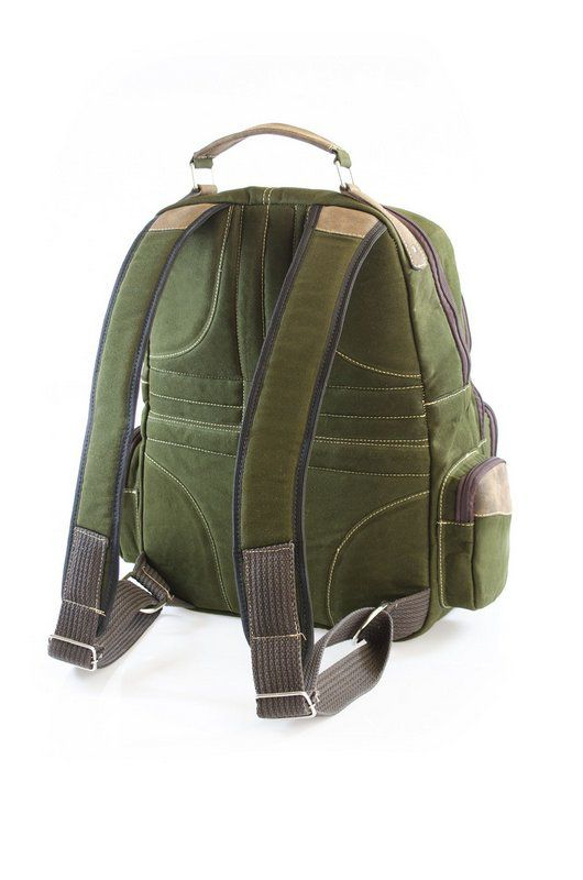 Mochila Vegano Shoes Gaura-Eco Verde