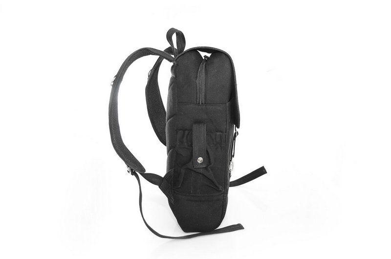 Mochila Vegano Shoes Urban backpack Preta