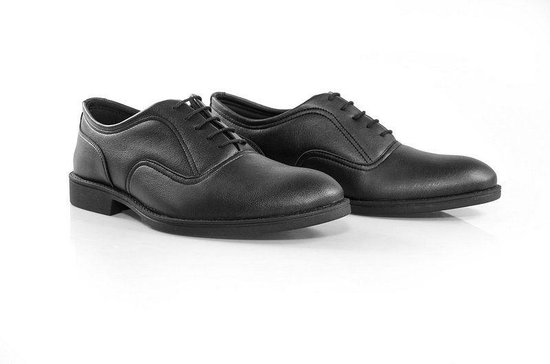 Oxford Vegano Shoes vegan elegance - Baru Preto