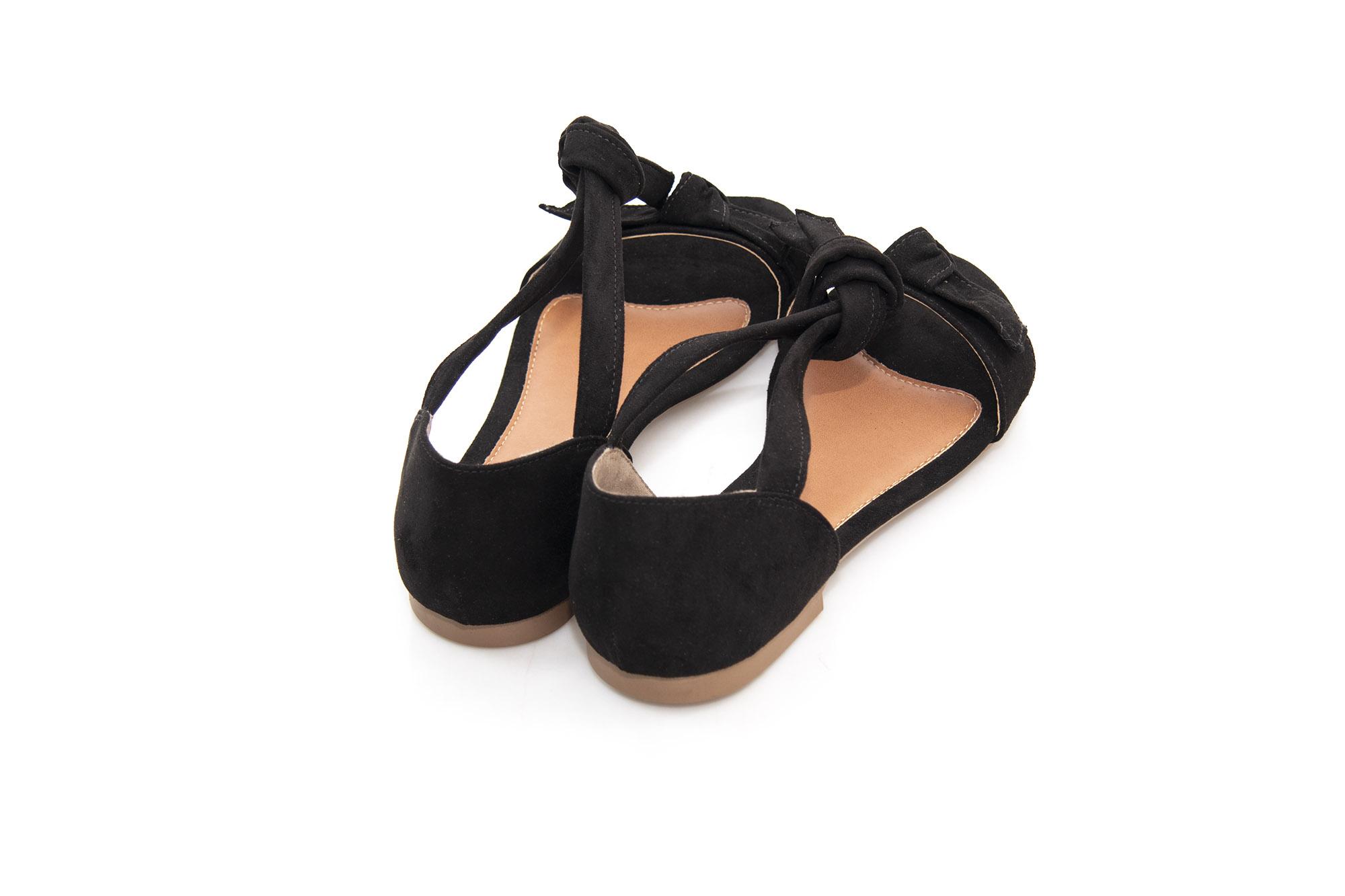 Sandália Vegano Shoes Blanda Preta
