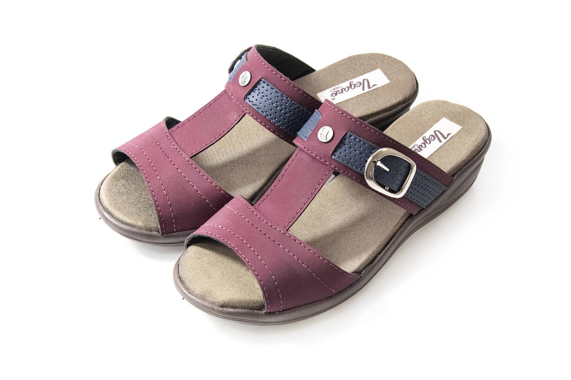Sandália Vegano Shoes Confort Amora - Com 1 fivela