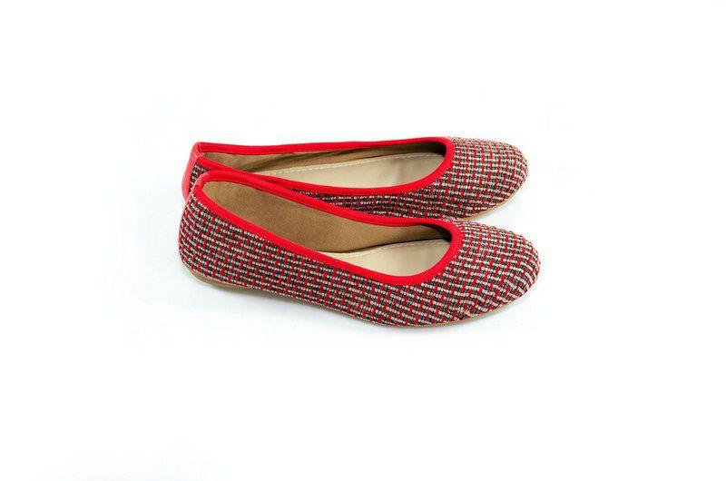 Sapatilha Curupira Vegan Shoes - xadrez