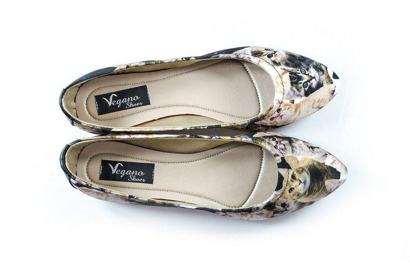 Sapatilha Vegano Shoes Kerria Cat