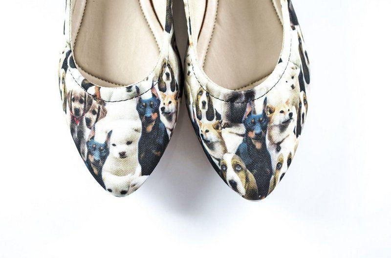 Sapatilha Vegano Shoes Kerria Dog