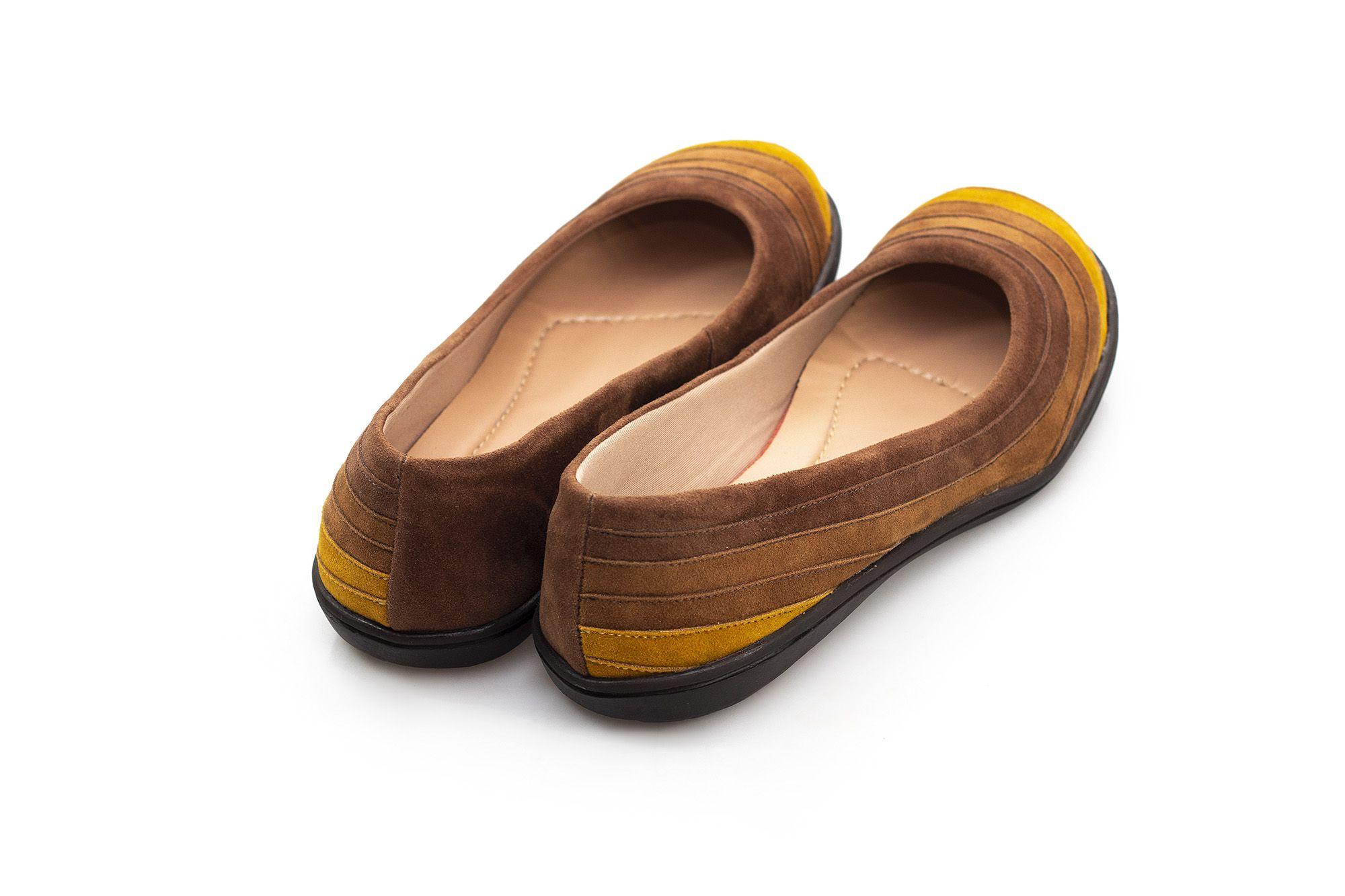Sapatilha Vegano Shoes Lobélia Chocolate