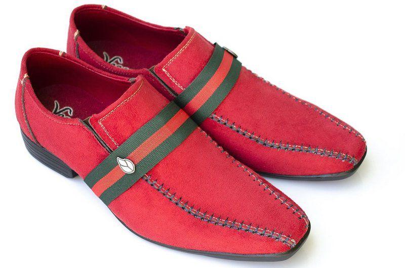 Sapato Ciclane Vermelho