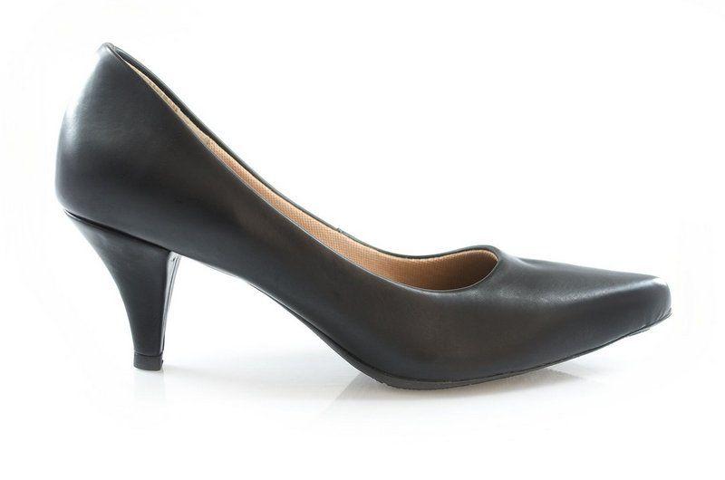 Sapato Scarpin Aequimea preto