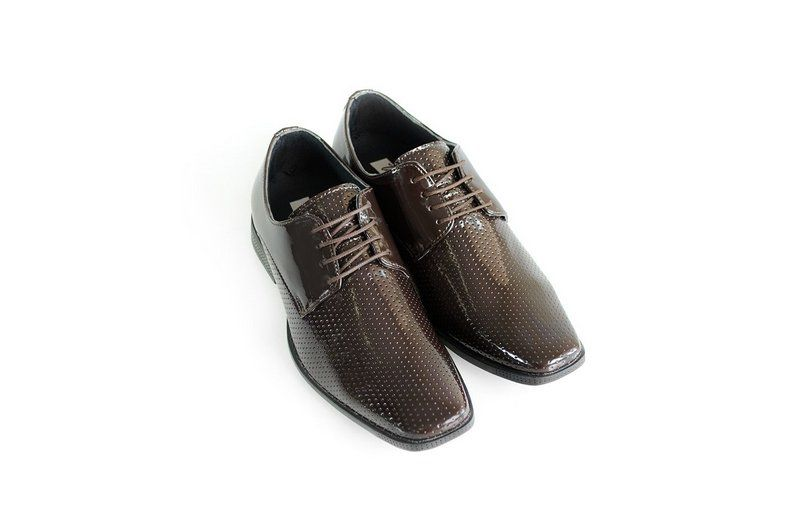 Sapato vegan work - Crino Brown