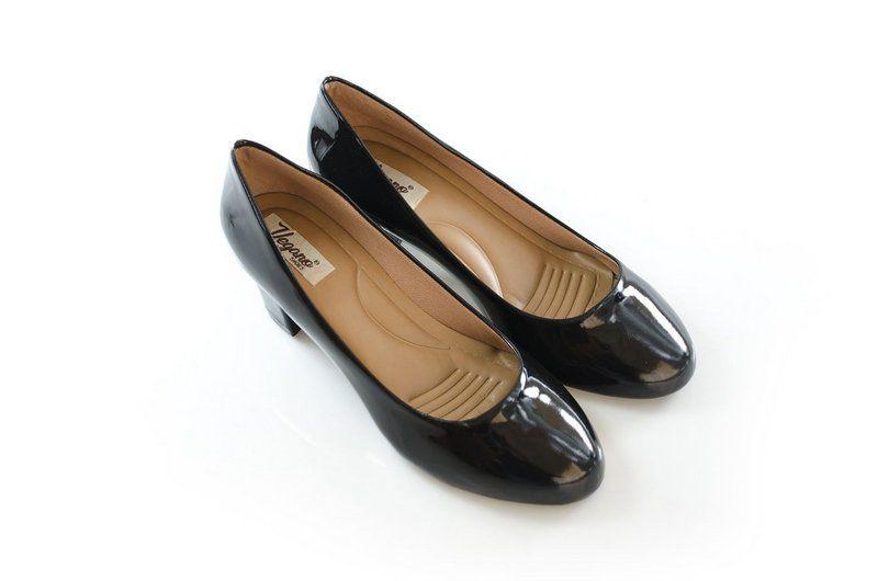 Sapato Vegano Shoes boneca Agerato preto