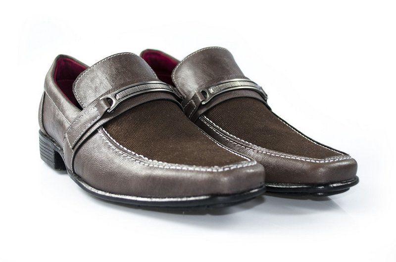 Sapato Vegano Shoes Cedro Marrom