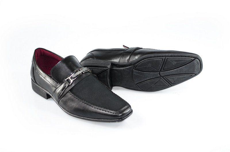 Sapato Vegano Shoes Cedro Preto